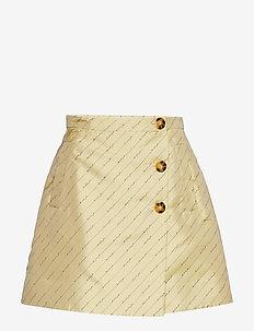 SHERIDAN - short skirts - praline fudge stick
