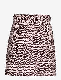 SORA - short skirts - tawny bp