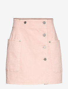 SANDY - short skirts - pink lady