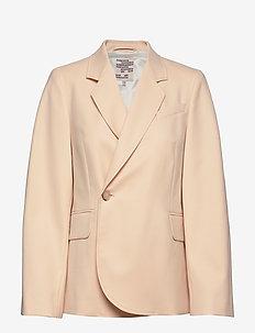 BECKS - blazere - alesan peach