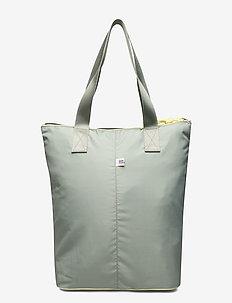 KORA - shoppers - light khaki
