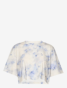 JEMMY - crop tops - cloudy blue sky