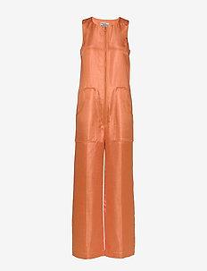 NORMAJEAN - buksedragter - dusty orange