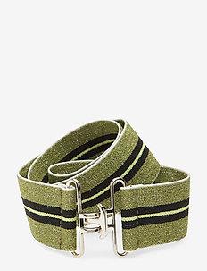 LAILA - ceintures - khakiblacklime