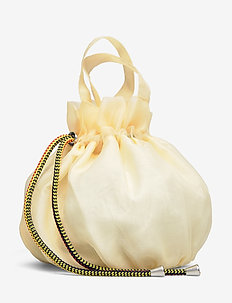 KALINA - bucket bags - vanilla custard yellow