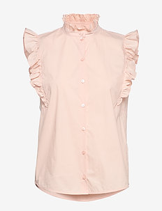 MEDORA - blouses sans manches - cameo rose