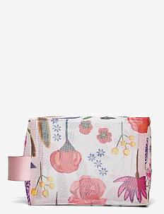 KARTER - torby kosmetyczne - white hampton garden