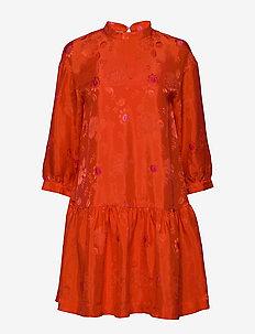 ANGELICA - short dresses - orange.com