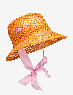 LIZA - chapeaux - vermillion orange