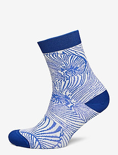 LAUREL - chaussettes - blue tiger shell