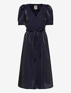 ALMA - midi kjoler - peacoat