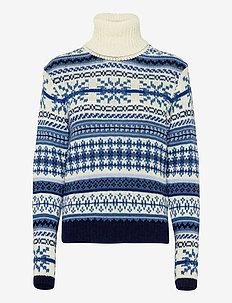 CREEDENCE - trøjer - faroe blue