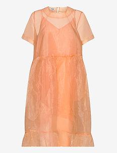 ARIA - midi kjoler - coral rose