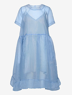 ARIA - midi kjoler - grapemist blue