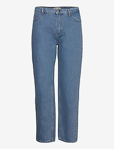 NANCY - vide jeans - vintage washed blue