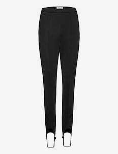 JAOLA - trousers with skinny legs - black