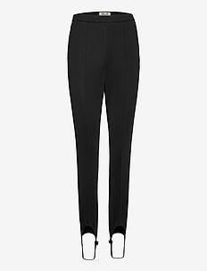 JAOLA - spodnie rurki - black