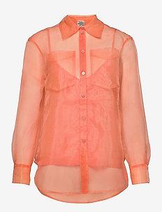 MINTY - blouses à manches longues - coral rose