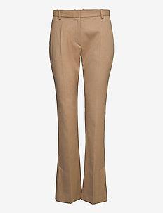 NENA - wide leg trousers - camel