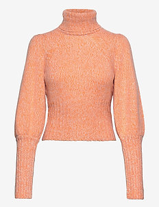CATARINA - turtlenecks - peach pink