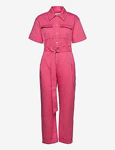 NHEA - tøj - honeysuckle pink