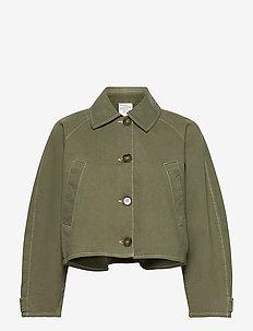BEVERLY - kläder - winter moss green