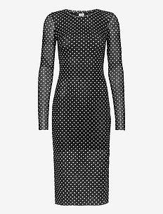 JOLANDA - hverdagskjoler - black bp dot