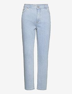 NANCY - straight jeans - light blue