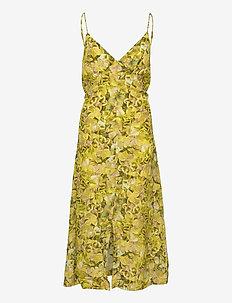 ABIELLA - sommerkjoler - yellow hydrangea