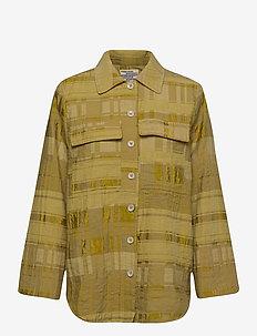BUYU - overshirts - golden palm