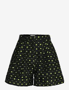 NAJILA - shorts casual - black star