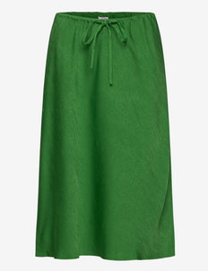 SAPRINA - midi-röcke - medium green
