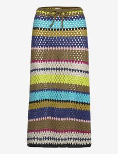 Cielo - midi rokken - multi coloured
