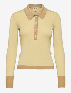 CLARIETTE - cardigans - faded yellow