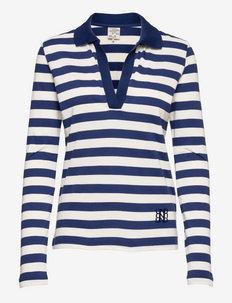 JILSON - polohemden - blue sailor stripe