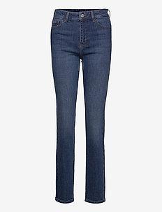 NEZA - slim jeans - harbor blue
