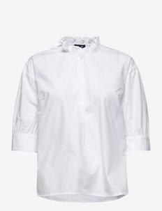 MERELLE - blouses met korte mouwen - bright white