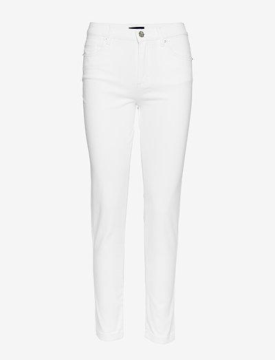 NIKITA - slim jeans - white denim