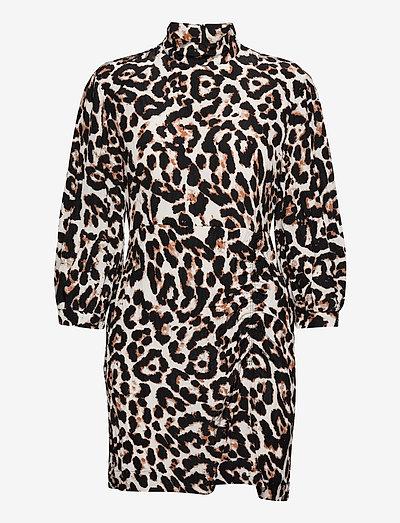 AALIAH - party dresses - wild leo