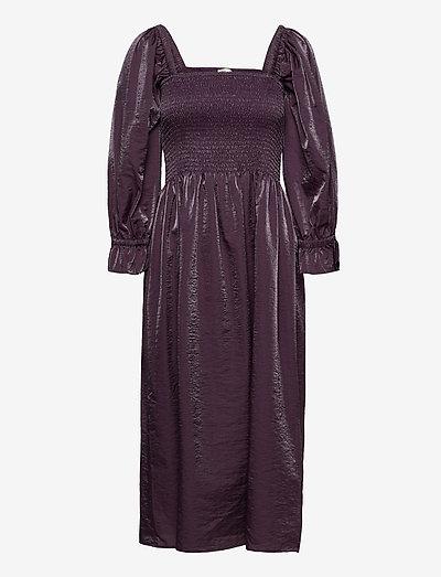 ADANNA - evening dresses - plum perfect