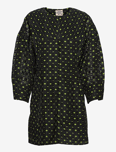 AMINA - robes courtes - black star