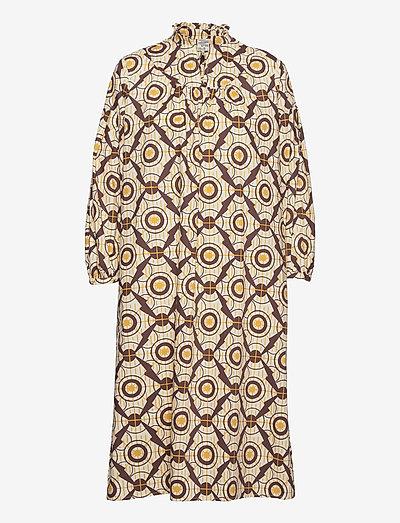 ASELMA - robes d'été - yellow propeller