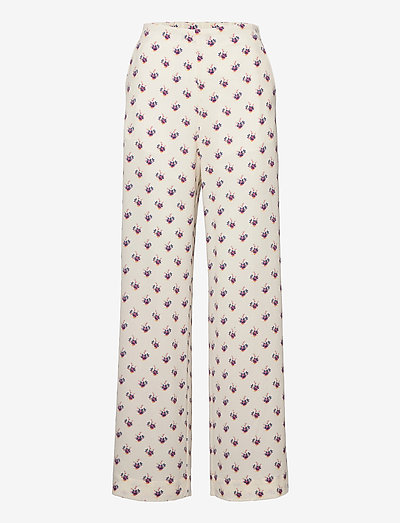 NASSIMA - pantalons larges - fannik flower