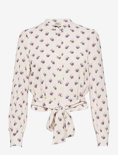 MORAE - blouses à manches longues - fannik flower