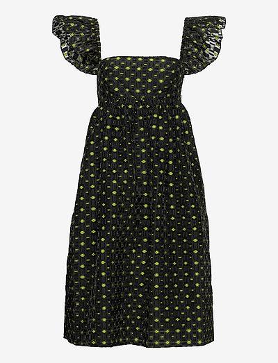 ASHAKI - robes d'été - black star