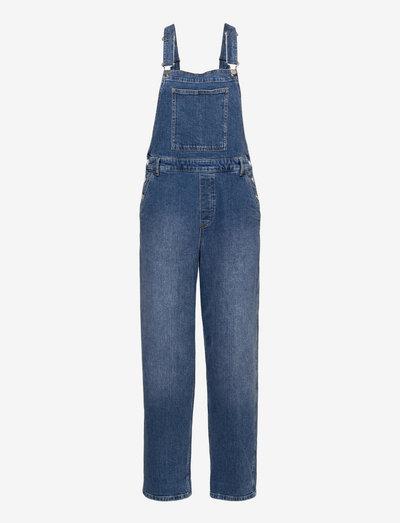 NAVILLA - kleding - blue washed denim