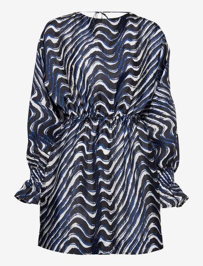 AEMILEY - summer dresses - blue wave