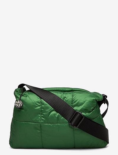Kasha - skuldervesker - green