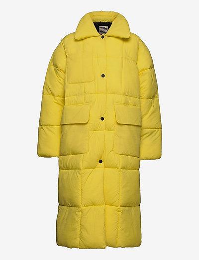 Delaware - vinterfrakker - yellow
