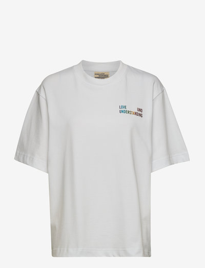 PROUD TEE - t-shirts - rainbow